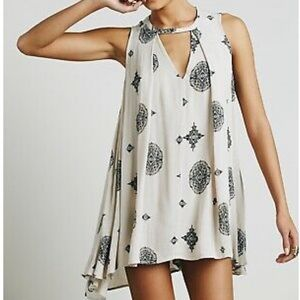Free People Medallion Tunic/Top